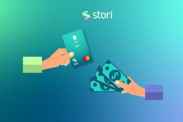 Stori es una de las mejores tarjetas con cashback en México