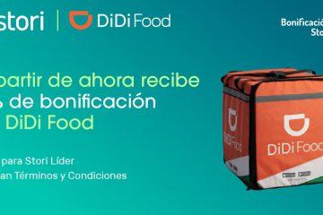 Stori & DiDi Food