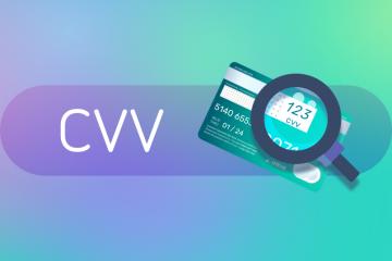 ¿Qué es el CVV de una tarjeta de crédito?