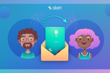 Invita a tus amigos a ser parte de Stori