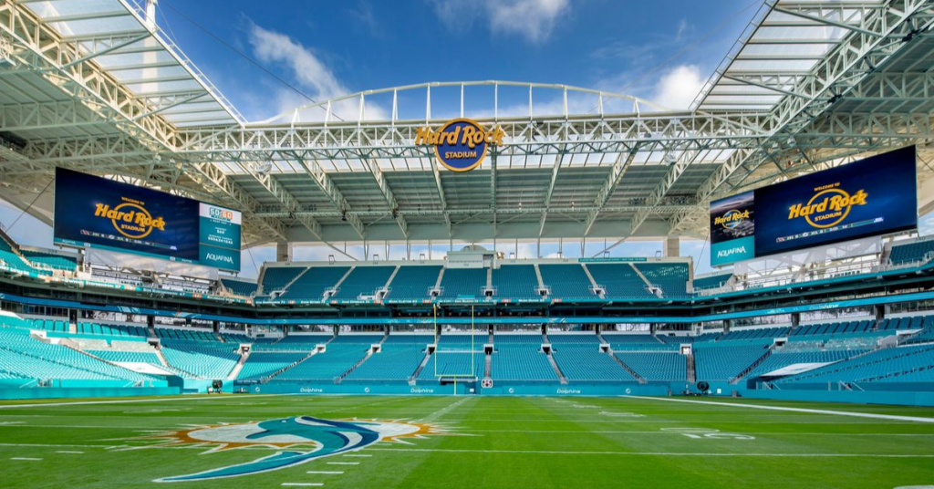 Hard Rock Stadium - Super Bowl LIV